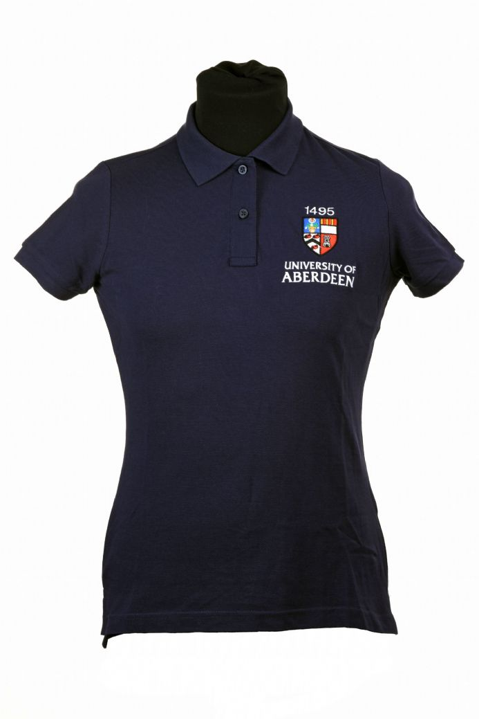 Women's Polo Shirt Navy
